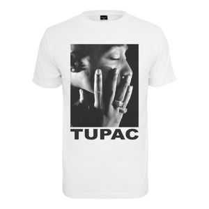 Mr. Tee Tupac Profile Tee white