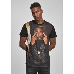 Mr. Tee Tupac Trust Nobody Tee black
