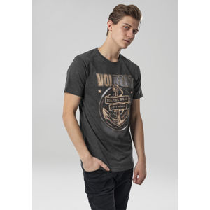 Mr. Tee Volbeat Seal The Deal Tee charcoal