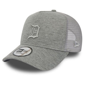 Kšiltovka New Era 9Forty A Frame Trucker Essential Jersey Detroit Tigers Grey