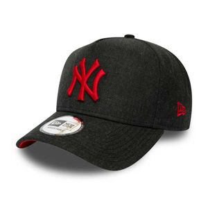 New Era 9Forty AF Trucker MLB Heather pop NY Yankees Black