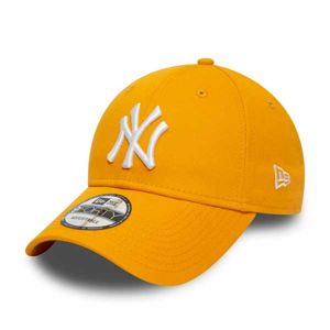 Kšiltovka New Era 9Forty MLB Essential NY Yankees Yellow