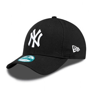 Kšiltovka New Era 9Forty MLB League Basic NY Yankees Black White