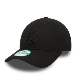 Kšiltovka New Era 9Forty MLB New York Yankees Black