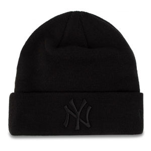 Kulich NEW ERA MLB essential cuff knit NEYYAN Black