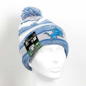 Zimní čepice New Era NFL Onf Sport Detroit Lions