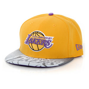 New Era Vizasketch LA Lakers Cap