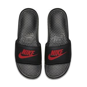 Nike Benassi Just Do It Black