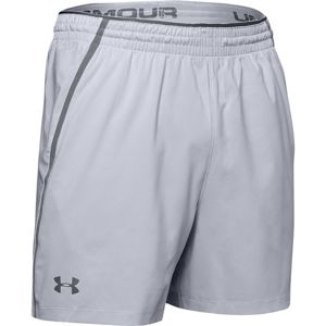 Under Armour Qualifier 2-in-1 Short-GRY