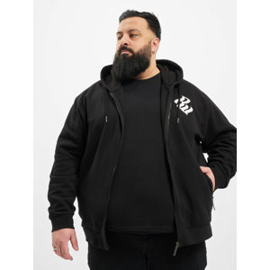 Rocawear / Zip Hoodie Big Brand in black
