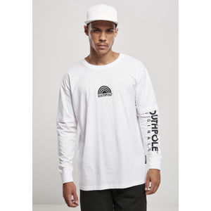 Southpole Basic Double Sleeve Tee white