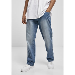 Southpole Cross Hatch Basic Denim md.sand blue