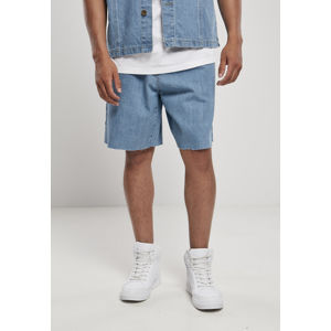 Southpole Denim Shorts mid blue