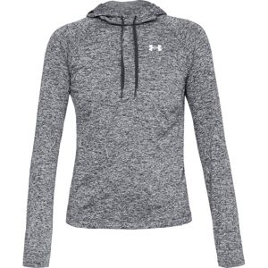 Under Armour Tech LS Hoody 2.0- Twist-BLK