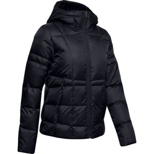 Under Armour UA Armour Down Hooded Jkt-BLK