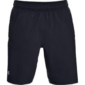 Under Armour UA LAUNCH SW 2-IN-1 LONG SHORT-BLK