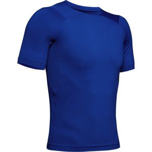 Under Armour UA Rush Compression SS-BLU