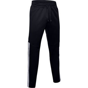 Under Armour Athlete Recovery Knit Warm Up Bottom-BLK