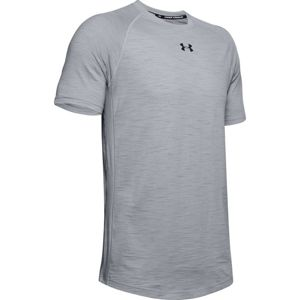 Under Armour Charged Cotton SS-GRY