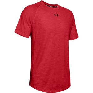 Under Armour Charged Cotton SS-RED