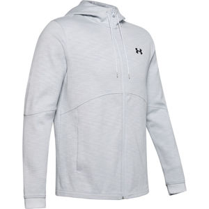 Under Armour DOUBLE KNIT FZ HOODIE-GRY