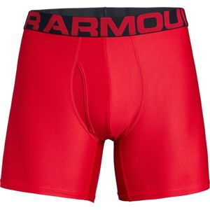 Under Armour Tech 6in 2 Pack-RED