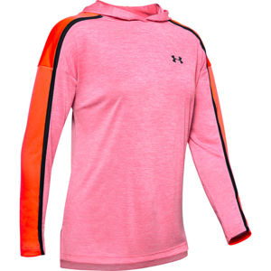 Under Armour Tech Twist Graphic Hoodie-PNK