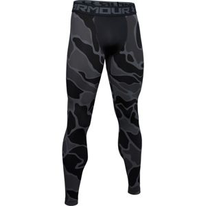 Under Armour UA Armour HG 2.0 Print Lgs-BLK