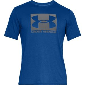 Under Armour UA BOXED SPORTSTYLE SS-BLU