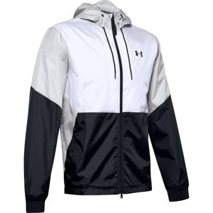 Under Armour UA FIELD HOUSE JACKET-WHT