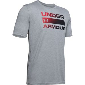 Under Armour UA TEAM ISSUE WORDMARK SS-GRY