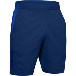 Under Armour Vanish Woven Graphic Shorts-BLU