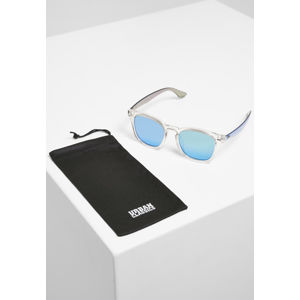 Urban Classics 109 Sunglasses UC transparent/blue