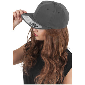Urban Classics 110 Fitted Snapback darkgrey