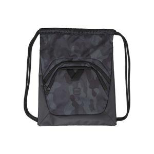 Urban Classics Ball Gym Bag black/dark camo/black