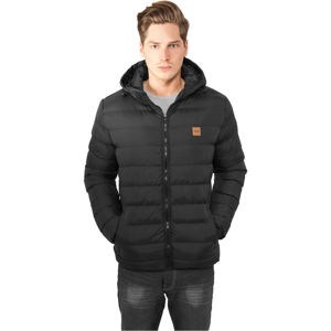 Urban Classics Basic Bubble Jacket black/black/black