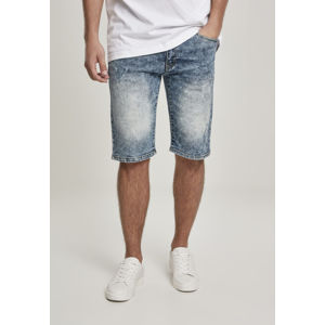 Southpole Basic Denim Shorts md.sand blue