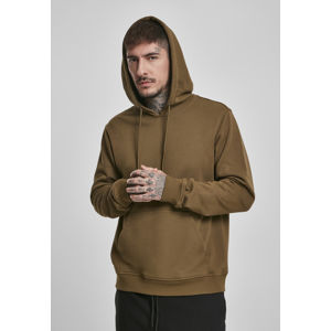 Urban Classics Basic Terry Hoodie summerolive