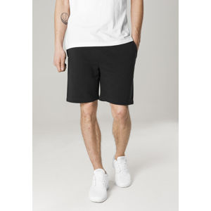 Urban Classics Basic Terry Shorts black