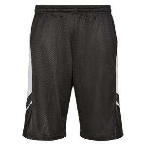 Southpole Basketball Mesh Shorts black