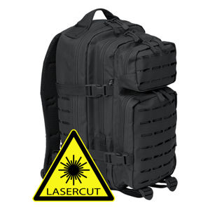 Urban Classics Big US Cooper Backpack black