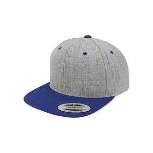 Urban Classics Classic Snapback 2-Tone heather/royal