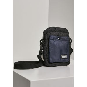 Urban Classics Crossbody Pouch black/blue