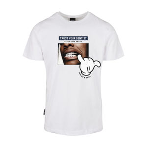 Cayler & Sons C&S WL Trust Your Dentist Tee white