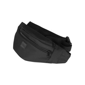 Urban Classics Double-Zip Shoulder Bag blk/blk