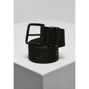 Urban Classics Eyelet Belt schwarz