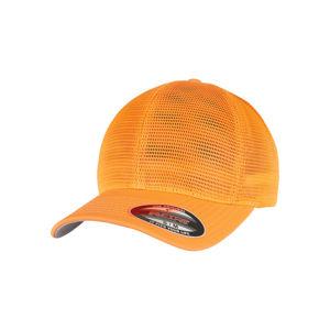 Urban Classics FLEXFIT 360 OMNIMESH CAP neonorange