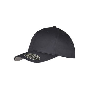 Urban Classics Flexfit Wooly Combed Adjustable® dark navy