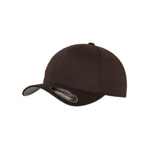 Urban Classics Flexfit Wooly Combed brown