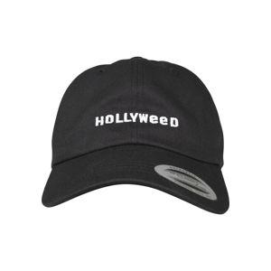 Urban Classics Hollyweed Dad Cap black